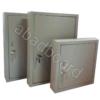سه تایی صندوق جاکلیدی فلزی بسته